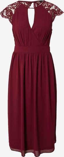 TFNC Kleid 'NEITH' in rubinrot, Produktansicht