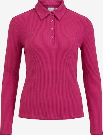 VILA Shirt 'Lolia' in Pink