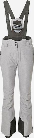 KILLTEC Āra bikses, krāsa - raibi pelēks / melns, Preces skats