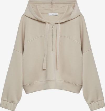 MANGO Sweatshirt 'Monica' in sand, Produktansicht