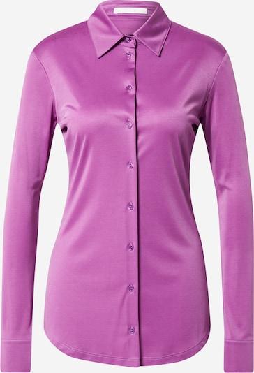 BOSS Bluse 'Berdy' in lila, Produktansicht