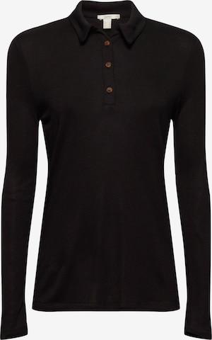 ESPRIT Shirt in Zwart
