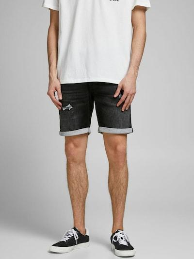 JACK & JONES Jeans in black denim, Modelansicht