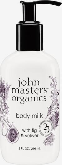 john masters organics Bodylotion 'Fig + Vetiver' 236ml in weiß, Produktansicht