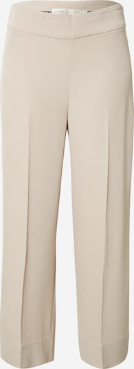Kelnės su kantu 'Zhen' iš InWear , spalva - smėlio, Prekių apžvalga