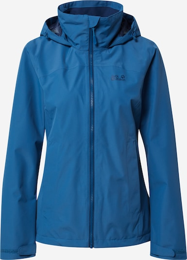 JACK WOLFSKIN Outdoorjas 'Evandale' in de kleur Smoky blue, Productweergave