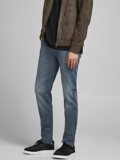 JACK & JONES Jeans 'Mike Original JJ 269' in blue denim, Modelansicht
