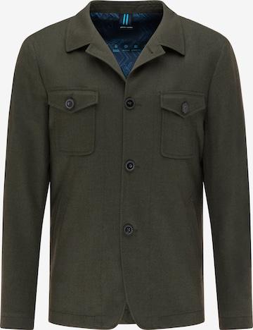 PIERRE CARDIN Suit Jacket 'Mac' in Green