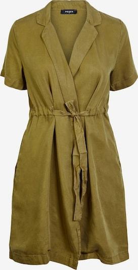 PIECES Blusenkleid in grün, Produktansicht
