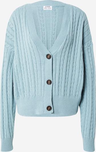 Cotton On Curve Strickjacke in hellblau, Produktansicht
