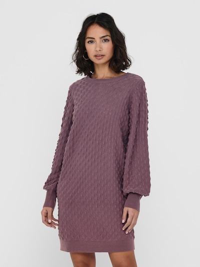 ONLY Kleid 'DUNJA' in hellbraun, Modelansicht