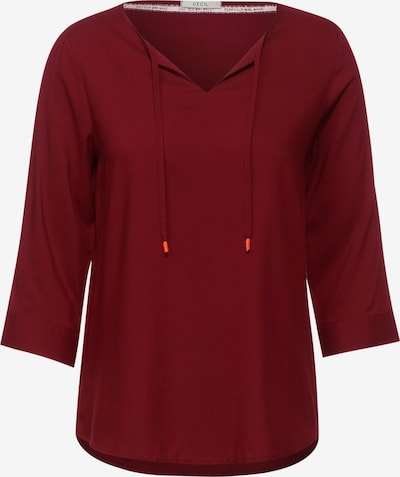 CECIL Blouse in Burgundy, Item view