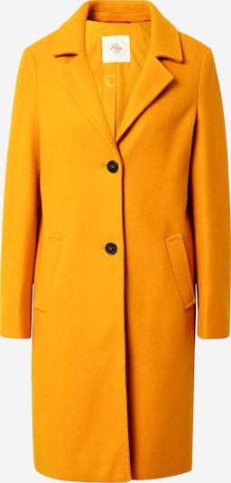 Demisezoninis paltas iš s.Oliver , spalva - garstyčių spalva, Prekių apžvalga