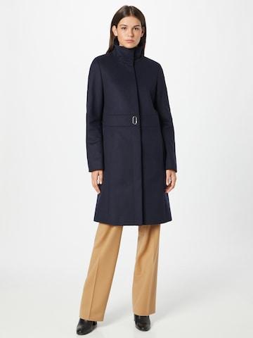 mėlyna HUGO Demisezoninis paltas 'Malinas'