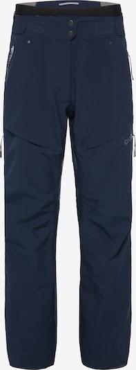 PYUA Skihose 'Steep' in blau, Produktansicht