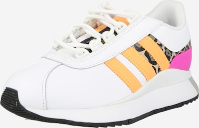 ADIDAS ORIGINALS Nízke tenisky 'Andridge' - sivá / oranžová / ružová / čierna / biela, Produkt