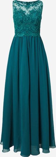 Laona Robe de soirée en vert, Vue avec produit