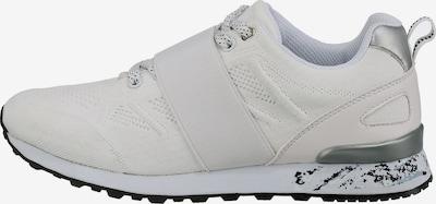 Lynfield Sneaker in silbergrau / naturweiß, Produktansicht