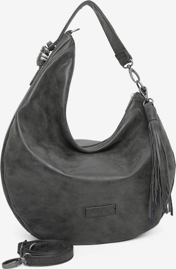 Fritzi aus Preußen Schultertasche in schwarz, Produktansicht