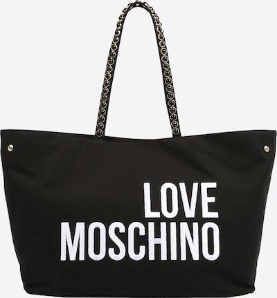 """Love Moschino """"Чанта тип """"""""Shopper"""""""""""" в черно, Преглед на продукта"""