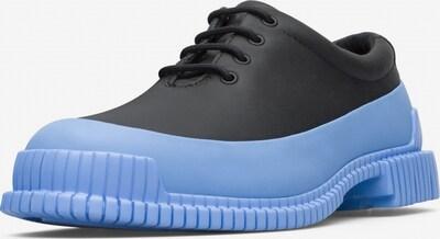 CAMPER Schnürschuh ' Pix ' in blau / schwarz, Produktansicht