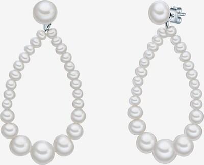 Valero Pearls Silber-Ohrstecker in silber, Produktansicht