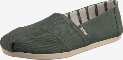 TOMS Espadrilky - kaki, Produkt