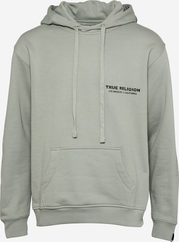 True Religion Sweatshirt in Grün