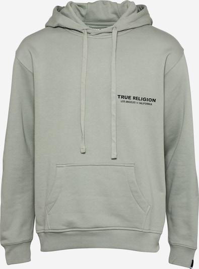 True Religion Sweat-shirt en vert, Vue avec produit