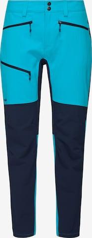 Pantalon outdoor 'Rugged Flex' Haglöfs en bleu