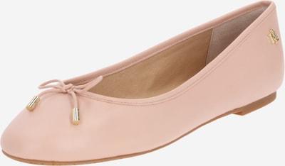 Lauren Ralph Lauren Ballerinasko 'JAYNA' i lyserød, Produktvisning