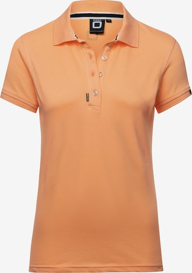 CODE-ZERO Poloshirt in orange, Produktansicht