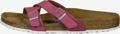 BIRKENSTOCK Pantolette 'Yao Balance' in rosé, Produktansicht