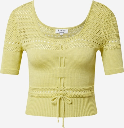 LeGer by Lena Gercke Knitted top 'Raquel' in Green, Item view