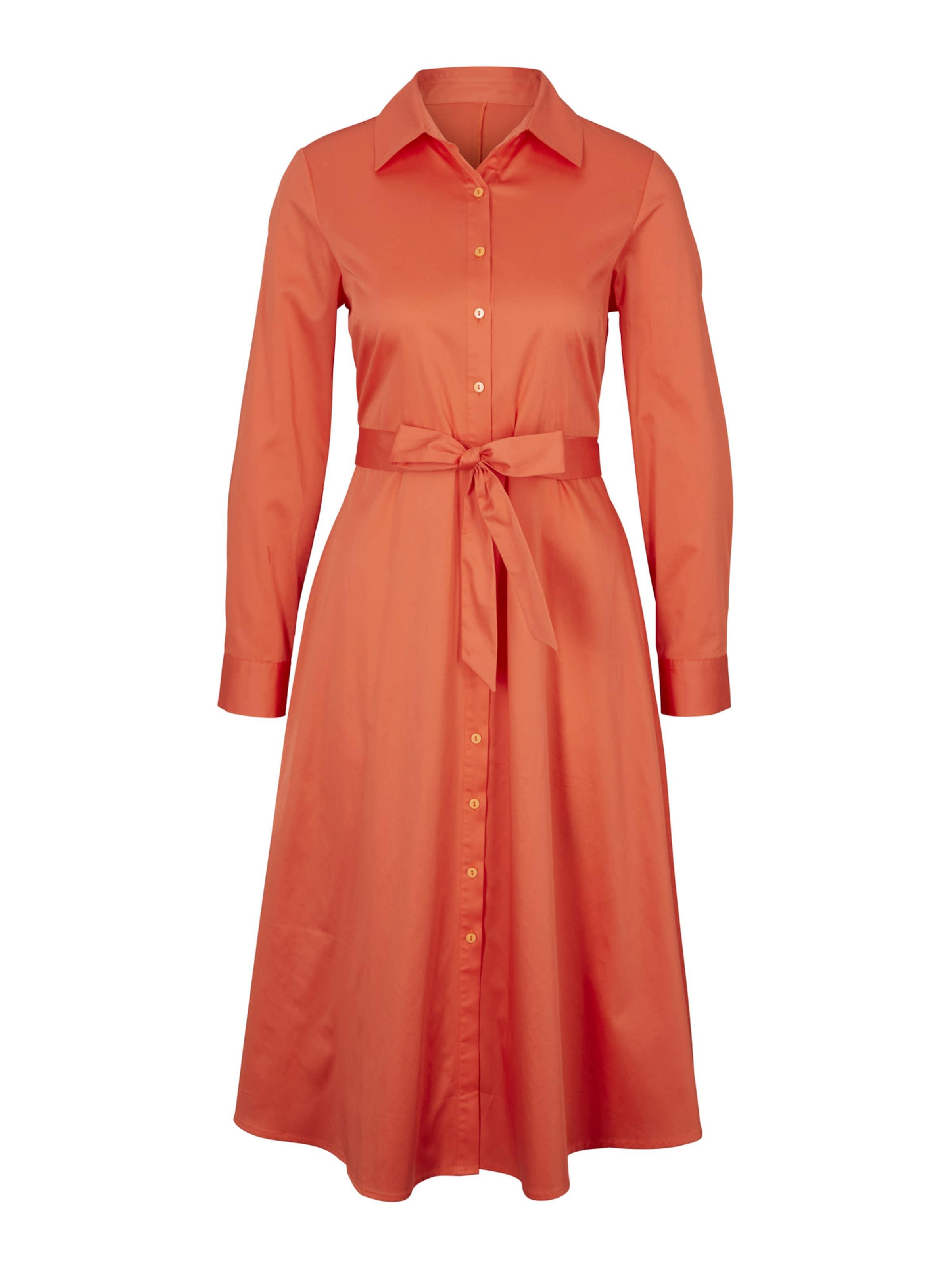 heine Klänning i orange