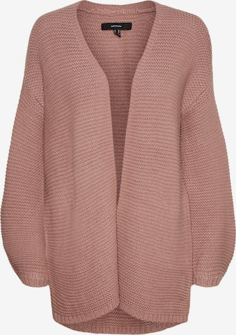 VERO MODA Knit cardigan 'No Name' in Pink