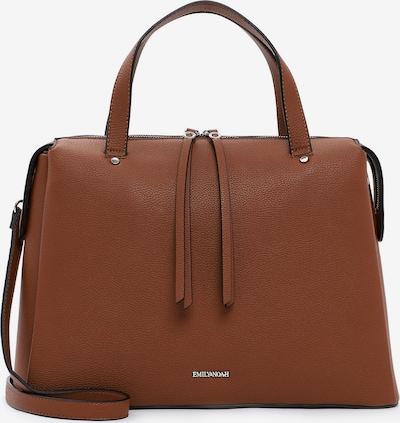 Emily & Noah Handtasche ' Eileen ' in braun, Produktansicht
