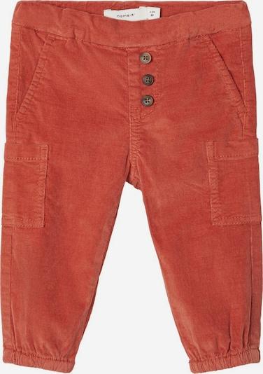 Kelnės 'Robin' iš NAME IT , spalva - rūdžių raudona, Prekių apžvalga