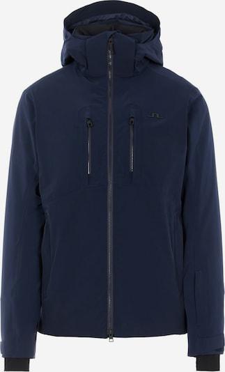 J.Lindeberg Winterjas in de kleur Donkerblauw, Productweergave