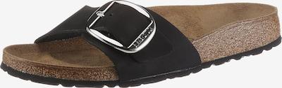 BIRKENSTOCK Pantolette in schwarz, Produktansicht