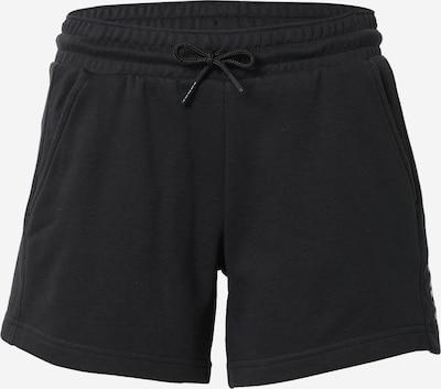 COLUMBIA Shorts in schwarz / weiß, Produktansicht