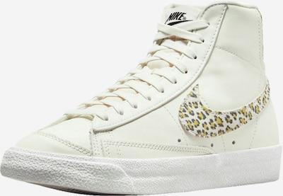 Nike Sportswear Augstie brīvā laika apavi 'Nike Blazer Mid '77 SE', krāsa - gaiši bēšs, Preces skats