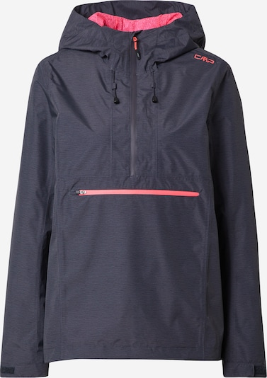 CMP Outdoor jacket in Anthracite / Pink, Item view