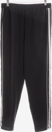 OBJECT Sporthose in L in schwarz / weiß, Produktansicht