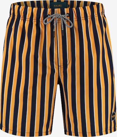Shiwi Plavecké šortky - námornícka modrá / šafránová / biela, Produkt