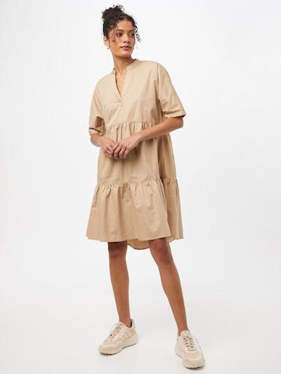 VERO MODA Kleid 'SIENNA' in beige, Modelansicht
