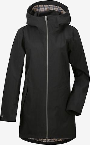 Didriksons Performance Jacket 'FOLKA WNS PARKA 4' in Black
