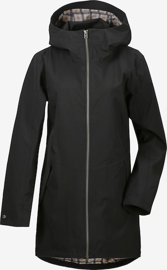 Didriksons Outdoor jacket 'FOLKA WNS PARKA 4' in Black, Item view