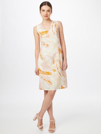 CINQUE Robe de cocktail 'CIEDA' en mélange de couleurs, Vue avec modèle