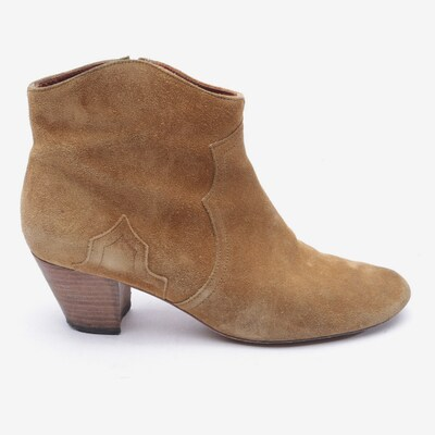 ISABEL MARANT Dress Boots in 41 in Camel, Item view